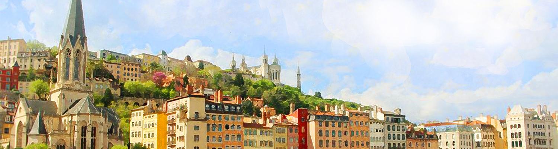 Balades ludiques à Lyon