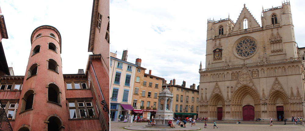 Jeu de piste Vieux Lyon